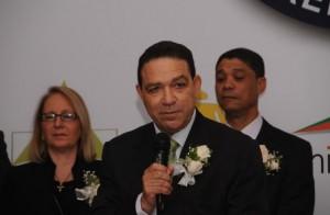 José Sena, presidente de la Cámara Minera y Petrolera de la República Dominicana (CAMIPE)
