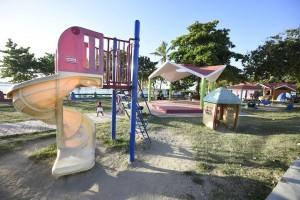 Cemex rehabilitó el parque infantil Sonia Iris Reyes