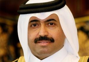 El-ministro-catarí-de-Energía,-Mohammed-Al-Sada