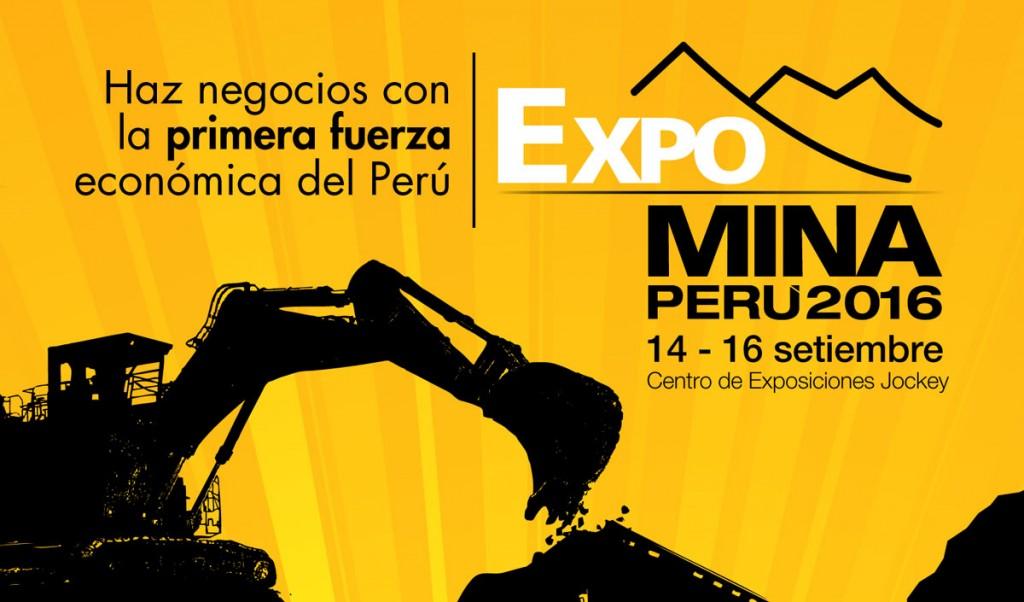 Feria-Minera-Internacional-EXPOMINA-PERÚ-2016
