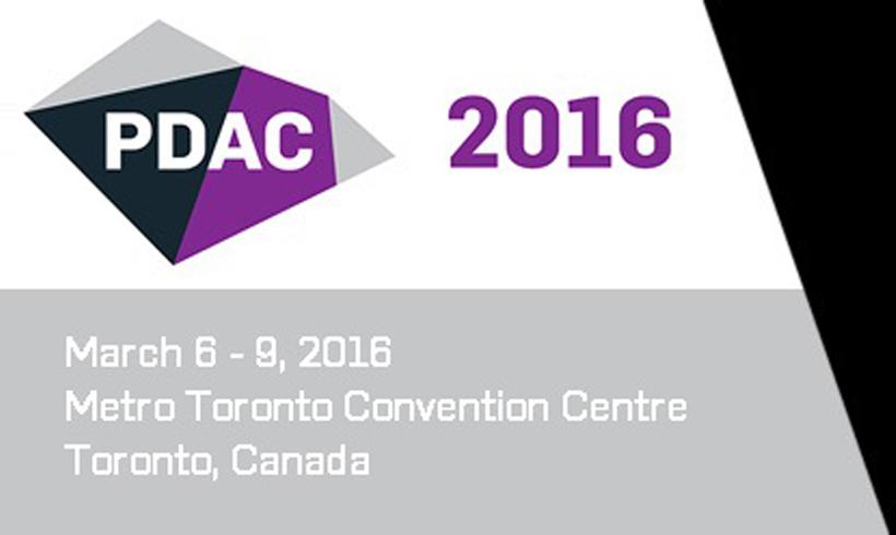 PDAC-Convention-2016-en-Toronto,-Canada