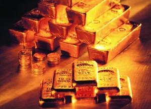 El oro cae por debajo de los 1,200 dólares por primera vez desde febrero