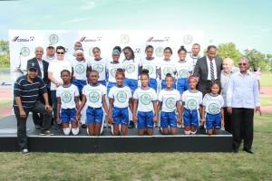 CEMEX inaugura Escuela de Fútbol Infantil en San Pedro