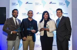 CEMEX-y-el-Tecnológico-de-Monterrey-reconocen-emprendedores-dominicanos-Ganadores