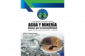 Cámara-Minera-celebrará-congreso-sobre-agua-y-minería