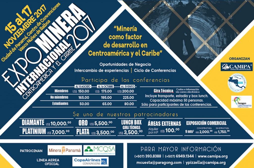 Expo-Minera-Internacional-de-Centro-América-y-el-Caribe-2017-banner