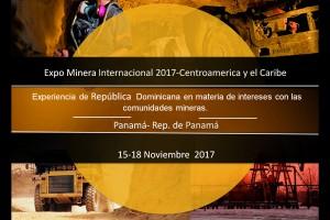 Presentaciones-de-CAMIPE-en-Panama-Expo-Minera-Internacional-2017-Centroamerica-y-el-Caribe