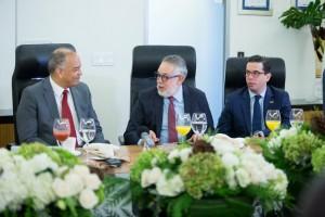 barrick-pueblo-viejo-realiza-encuentro-con-lideres-del-sector-empresarial-dominica