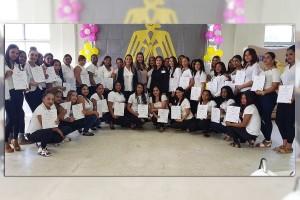 Cementos-Cibao-realiza-la-graduación-del-segundo-año-de-su-Escuela-Vocacional