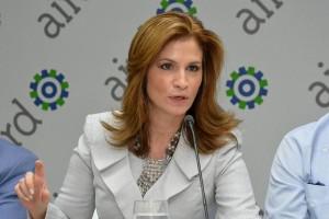 Circe-Almánzar-vicepresidente-ejecutiva-de-la-AIRD