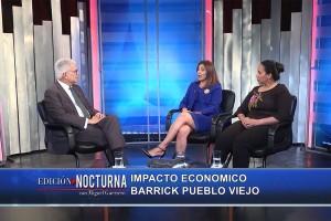 CDN-Edicion-Nocturna-Presentan-a-Juana-Barcelo-Pte-de-Barrick-Pueblo-viejo-y-a-Jacqueline-Mora-Economista-y-consultora