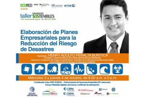 taller-Elaboración-de-planes-empresariales-para-la-reducción-de-riesgo-de-desastres