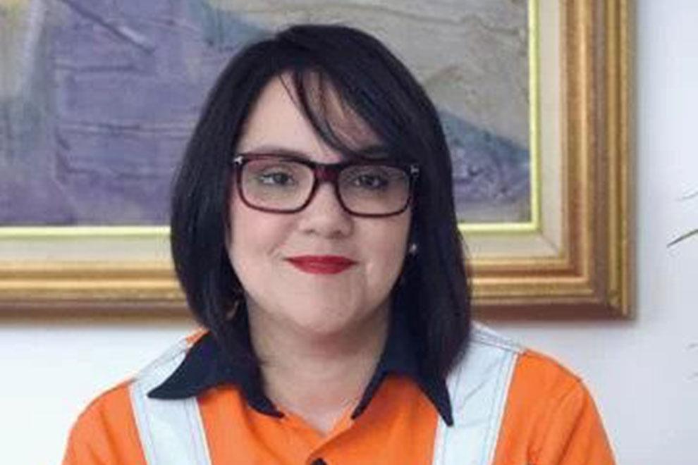 Elizabeth-Mena,-vicepresidenta-de-la-Corporación-Minera-Dominicana-Cormidom