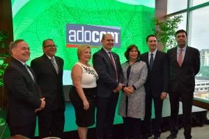 Adriano Brunetti y la nueva directiva de Adocem
