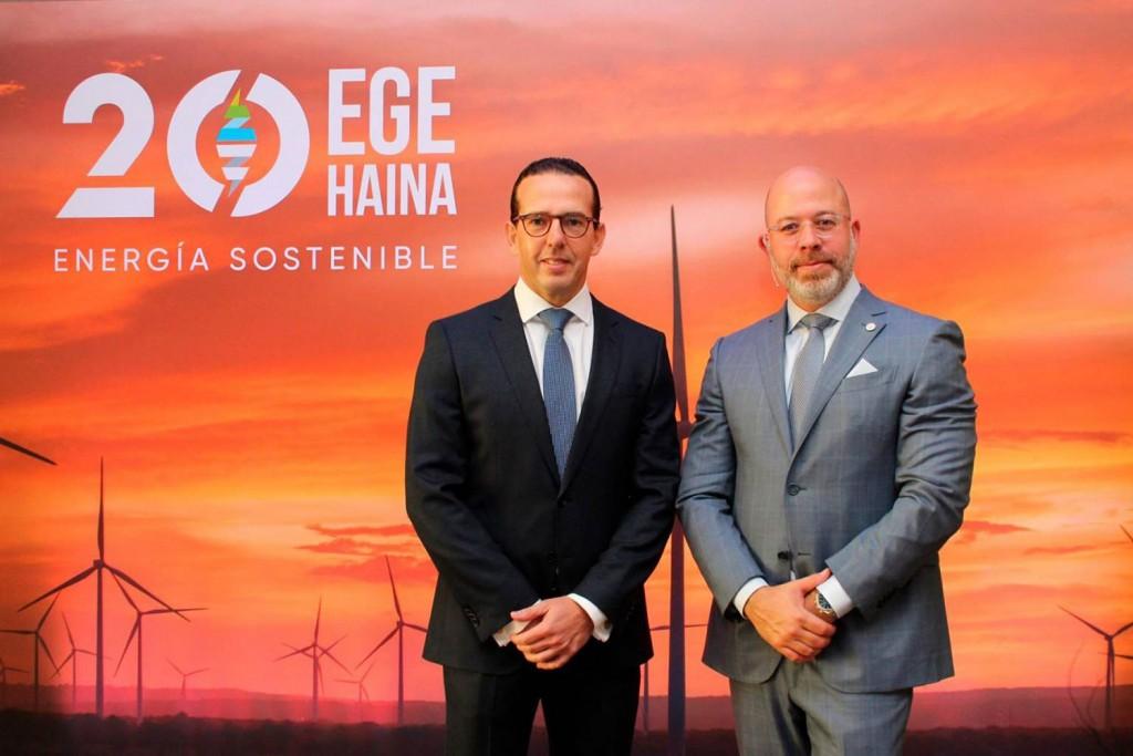 luis-mejia-brache-y-rafael-velez_Empresa-Generadora-de-Electricidad-Haina-EGE-Haina-20-aniversario